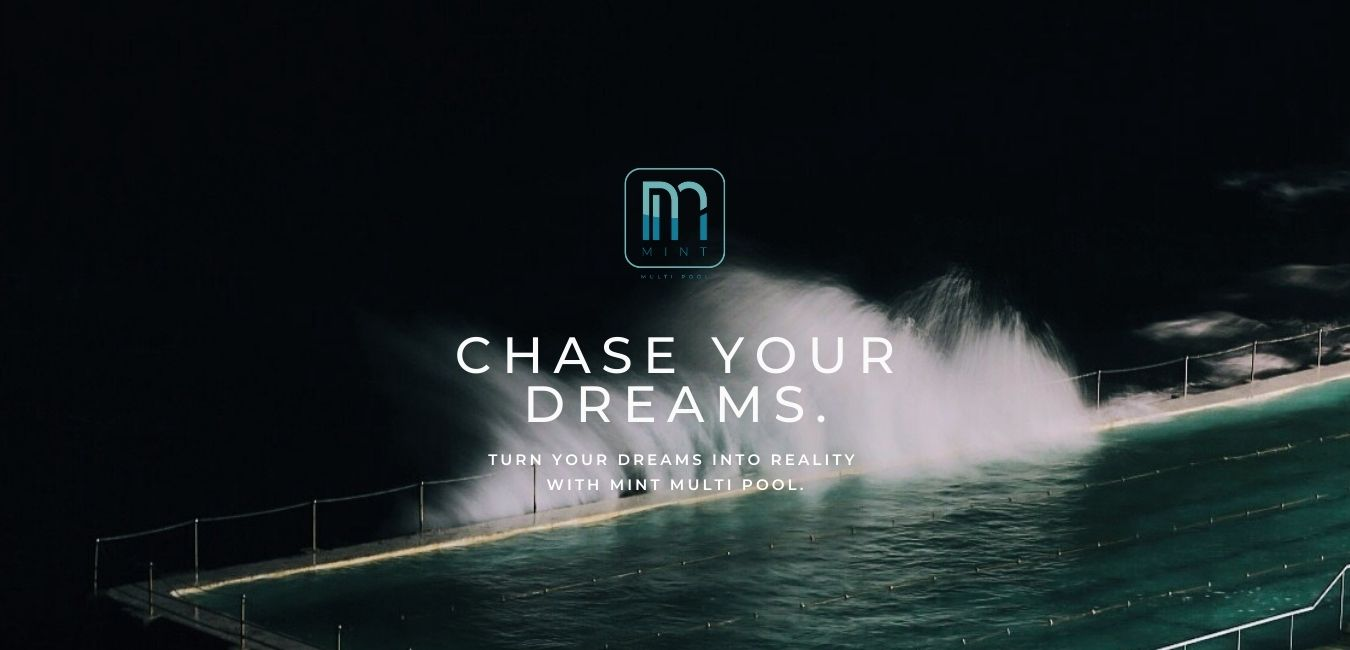 Chase your dreams. 4
